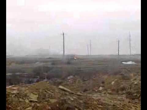 40 й ОМПБ Кривбасс ОП Зенит п Новогригорьевка Дебальцево 08 02 2015г 4 сожженных танка РФ