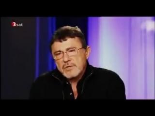 Der israelische Historiker Shlomo Sand bei 3sat Thema: Die Erfindung des Jüdischen Volkes