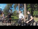 Коренные Одинцовцы #9 Прогулка на велосипедах с Главой Одинцовского района по Второму Заводу