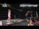 Daisuke Sasaki Mad Paulie vs Danshoku Dino Kazusada Higuchi DDT Live Maji Manji 19