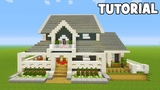 Minecraft Tutorial How To Make A Suburban House #15