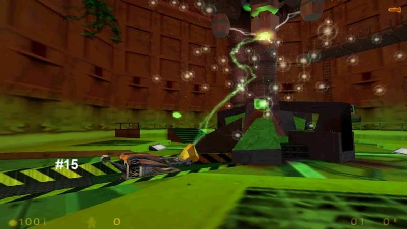 Half-Life. Features. Part 2 - 32 bugs secrets more Особенности. Часть 2 - еще 32 бага и секрета