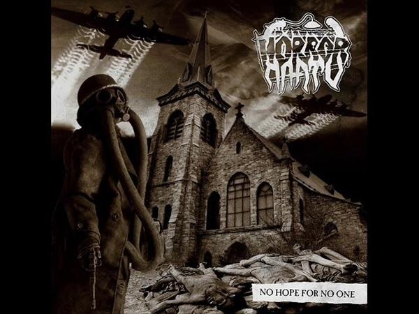 HORROR OF NAATU - NO HOPE FOR NO ONE (FULL EP 2014)