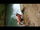 купание в 5 градусной воде