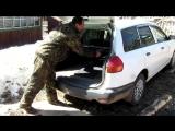 Доработка багажника в Nissan AD ( 720 X 1280 ).mp4