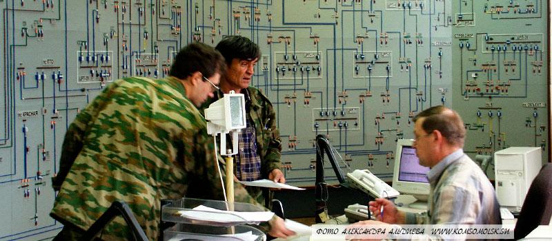 Комсомольск-на-Амуре:  без света и воды