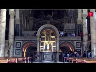 I linguaggi del romanico in italia_la chiesa di san miniato al monte a firenze