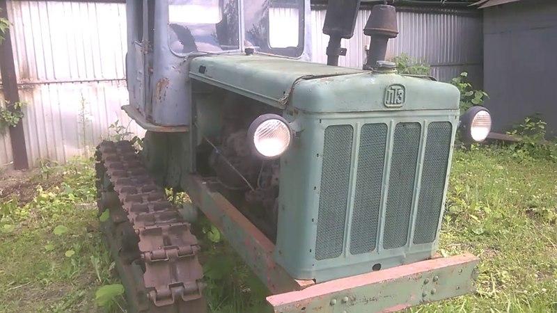 Музей истории трактора - ЛТЗ и Т 150