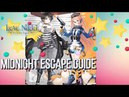 Love Nikki MIDNIGHT ESCAPE event guide / 5 SECRET STARS rate / What to wear at new event