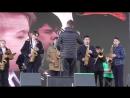 Концерт на главной площадке  г. Кургана Джазовый биг-бэнд Смайл 1 музыкальная школа