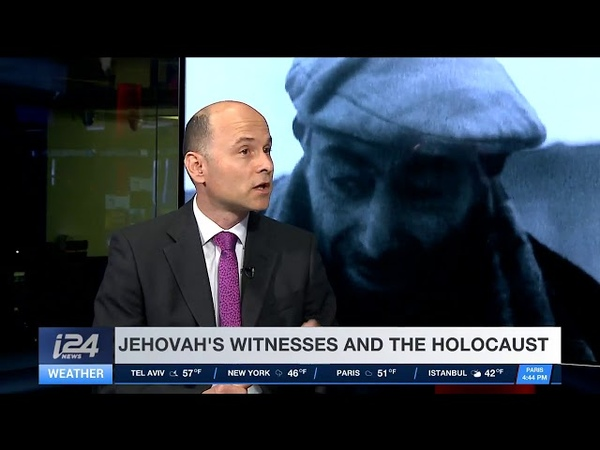 Holy Land Uncovered, Jehovahs Witnesses and the Holocaust