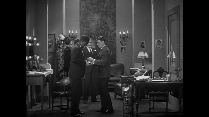 ИДОЛ ДНЕВНЫХ СПЕКТАКЛЕЙ 1928 мелодрама комедия Фрэнк Капра 720p