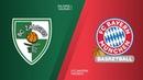 Zalgiris Kaunas - FC Bayern Munich Highlights | Turkish Airlines EuroLeague RS Round 26
