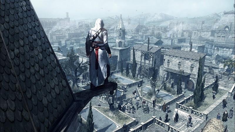 Assassin's Creed I Тропой средневекового убийцы I Серия 3