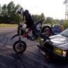"Moto Phene on Instagram: ""Polishing the car 🔥 Tag someone that should see this! @arttustenberg @motardmafia"""
