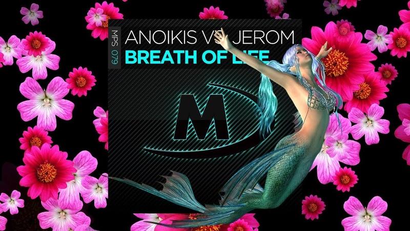 Anoikis vs. Jerom - Breath of Life (Extended Mix) [M.I.K.E. Push Studio - Blackhole Recordings]