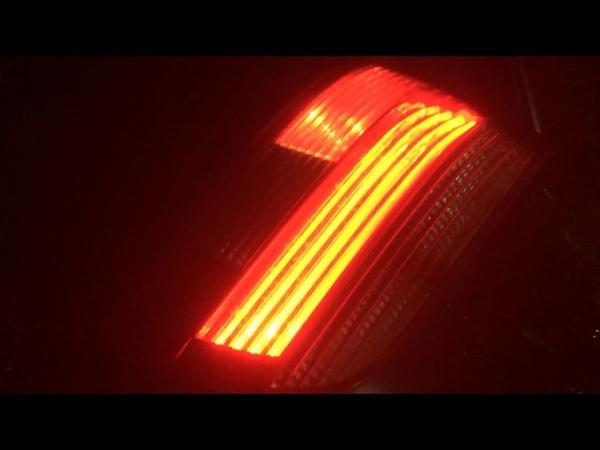 обманка заднего фонаря е39