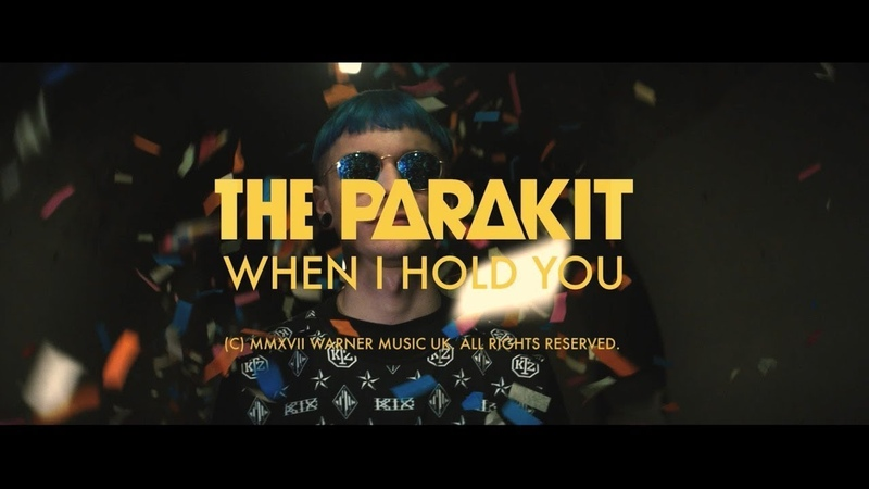 The Parakit - When I Hold You (feat. Alden Jacob)-(REMIX).