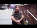Судьба ополченца - это когда ты в итоге бомжуешь в Донецке