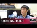 Korean researchers develop 'emotional' robot using 3D blueprint