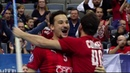 2018 Men's WFC - CZE-DEN Highlights