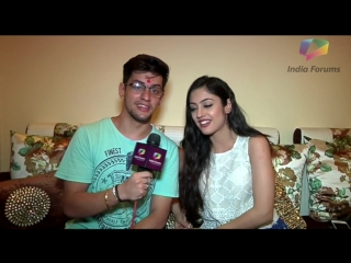Aditi sharma celebrates raksha bandhan with sibling saksham _ exclusive intervie