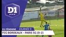 J9 : Girondins de Bordeaux - Paris SG (0-2) / D1 Féminine