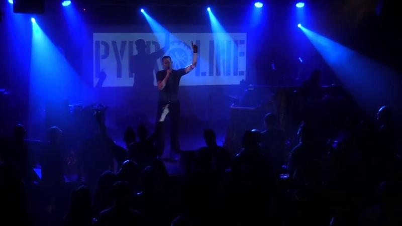 PYRROLINE One People Live in FFM 2018