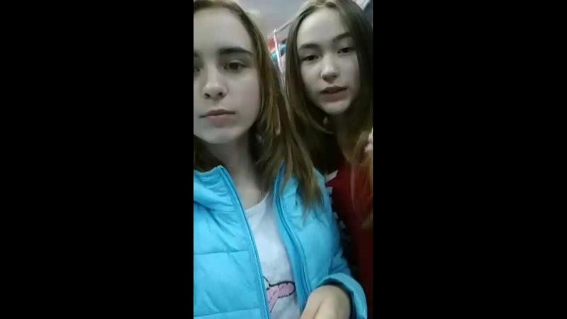 Вика Севостьянова - Live
