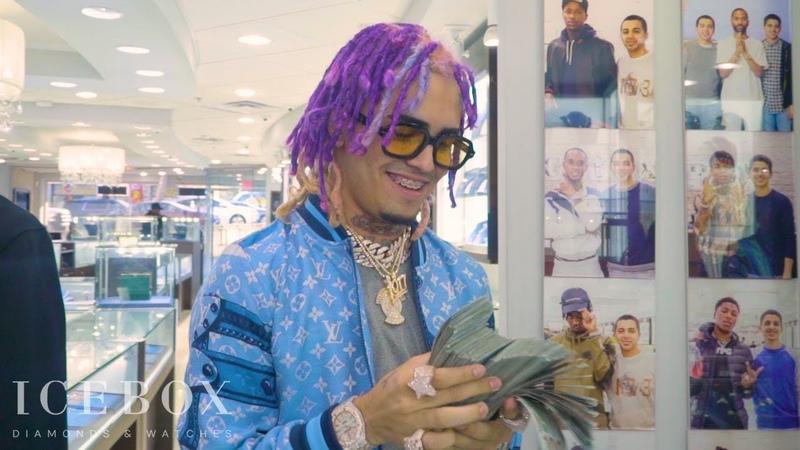 ESKEETIT Lil Pump Drops 300K at ICEBOX
