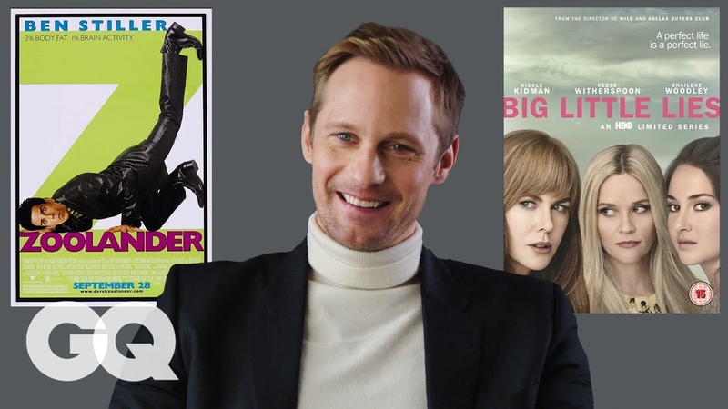 Alexander Skarsgard Breaks Down His Most Iconic Characters | GQ