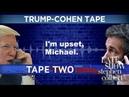 Another Michael Cohen Audio Recording