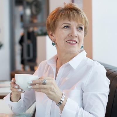 Галина Кривошеина