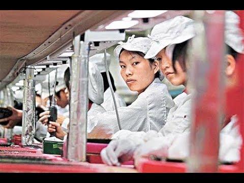 Рабы Конвеера Китай Вся жизнь один завод Документальный Фильм