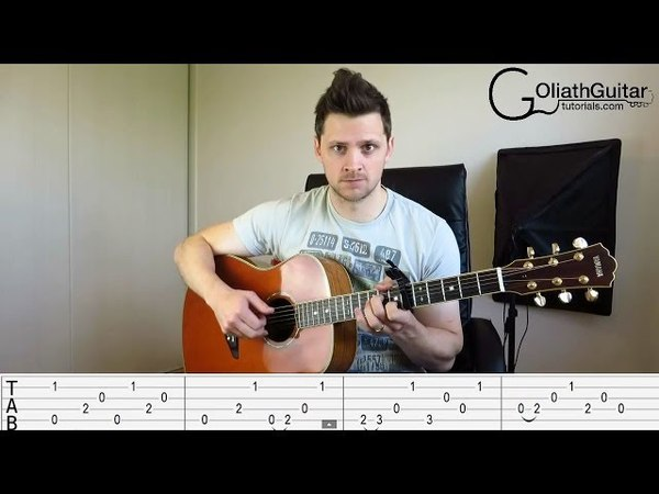 Bloom - The Paper Kites - Guitar lesson Tabs