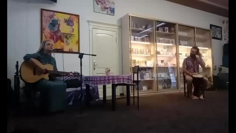 Катя Баковкина Свободный Микрофон Эра Водолея