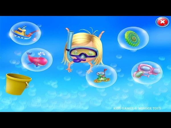 Bubble Party - Crazy Clean Fun | CRAZY FUN bubble party | bath with bubbles 2