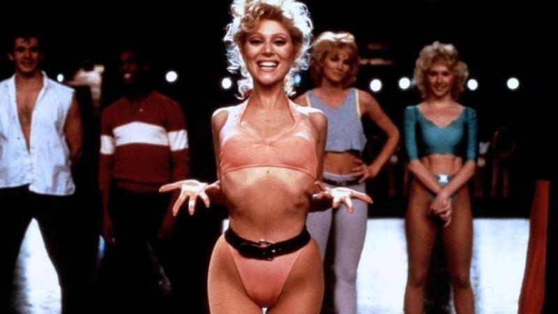 Кордебалет A Chorus Line 1985 1080p Перевод дубляж СССР VHS