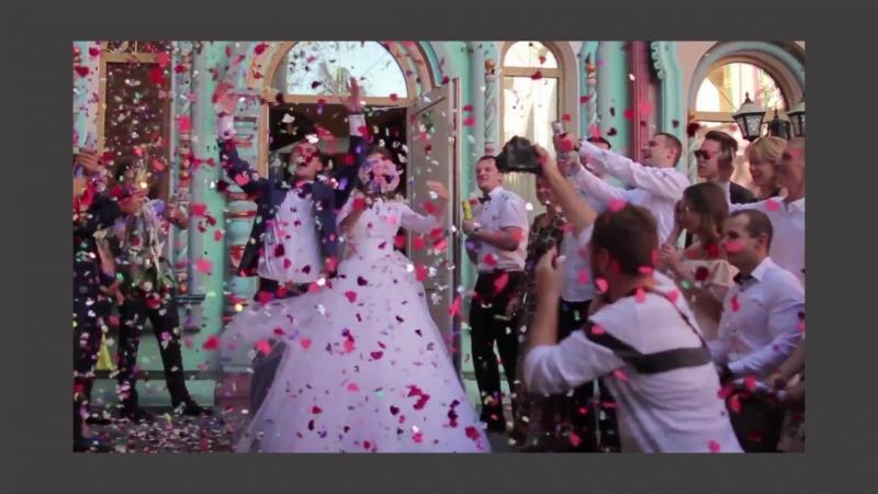 Трогательний фильм о Вашей свадьбе Видео от нашей студии зафиксирует самые трогательные моменты этого события Успевайте заброн