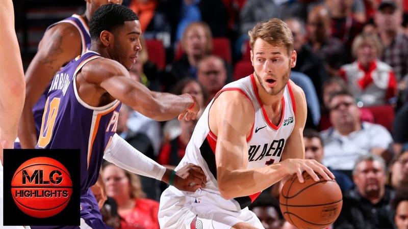 Portland Trail Blazers vs Phoenix Suns Full Game Highlights | 10.10.2018, NBA Preseason
