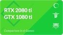 RTX 2080 ti vs GTX 1080 ti Benchmark in Shadow of Tomb Raider, Battlefield 1, Wolfenstein II in 4K