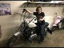 Евгений Осин разбился на новеньком мотоцикле по пути в ГИБДД
