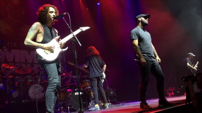 Erra - Live at The Novo DTLA, Summer Slaughter 8/11/2018