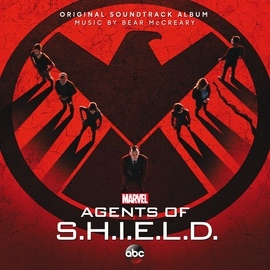 Bear McCreary альбом Marvel's Agents of S.H.I.E.L.D.
