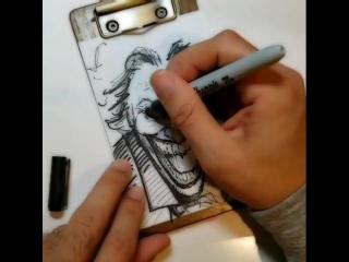 Рисунок Джокера