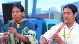 Музыка индейцев. Воздушная. Runa Kay and Inty (Pakarina). 00080