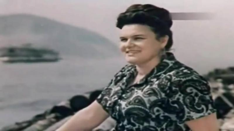 Людмила Зыкина - Течёт Река Волга ( 1977 )