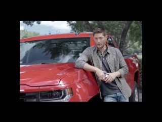 """Jensen Ackles on Instagram_ """"So @TxDOT has asked me to help promote a new law he"""