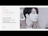 [방탄소년단-석진] JIN Love yourself, Love myself