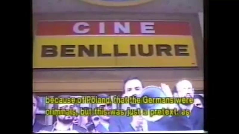 Adolf Hitler's birthday is celebrated in Madrid, Spain  1989